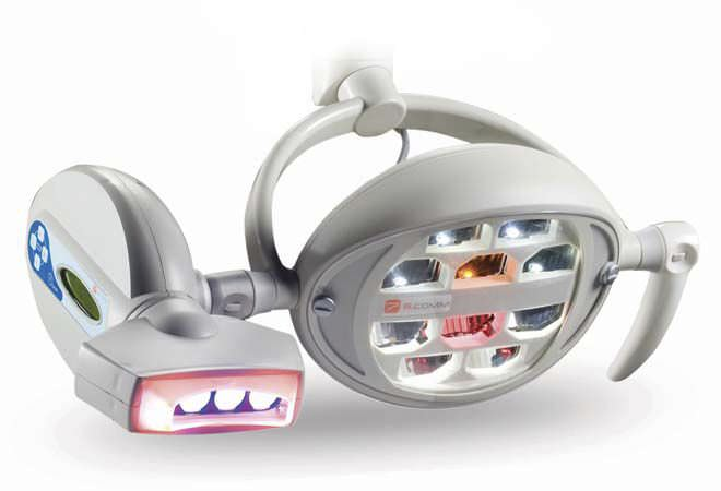 Dental bleaching lamp / LED COREWHITE G.Comm S.r.l.