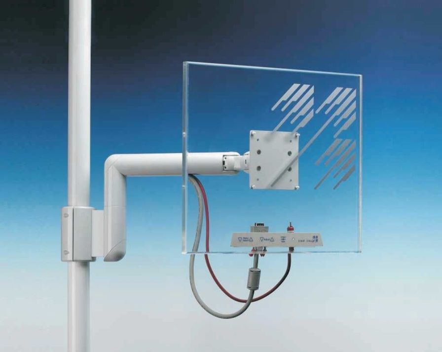 Dental monitor support arm G.Comm S.r.l.