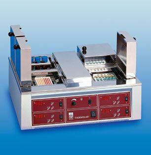 Laboratory shaker / bench-top / water-bath 5 °C ... 99.9 °C | Thermolab 1070 GFL Gesellschaft für Labortechnik