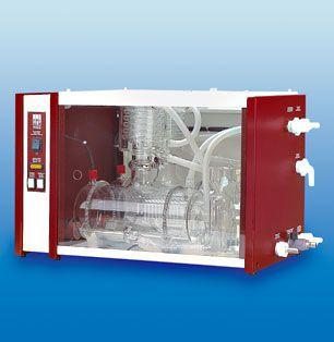 Laboratory water still / double / automatic 2 L/h | 2302 GFL Gesellschaft für Labortechnik