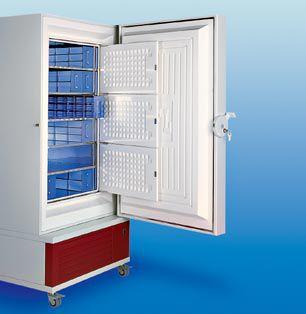 Laboratory freezer / upright / ultralow-temperature / 1-door -85 °C ... -50 °C, 500 L | 6485 GFL Gesellschaft für Labortechnik