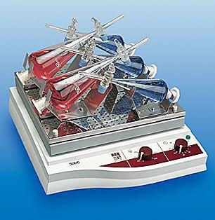 Laboratory shaker / compact / analog 20 - 300 rpm | 3006 GFL Gesellschaft für Labortechnik