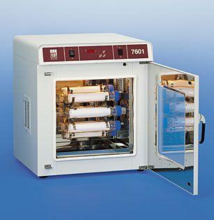 Hybridization laboratory incubator / bench-top 8 °C ... 99.9 °C | 7601 GFL Gesellschaft für Labortechnik