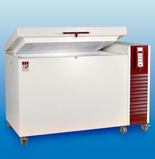 Laboratory freezer / chest / ultralow-temperature / 1-door -85 °C ... -50 °C, 500 L | 6385 GFL Gesellschaft für Labortechnik