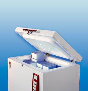 Laboratory freezer / chest / ultralow-temperature / 1-door -85 °C ... -50 °C, 70 L | 6380 GFL Gesellschaft für Labortechnik