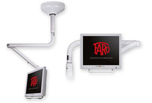 Dental monitor support arm Arms FARO
