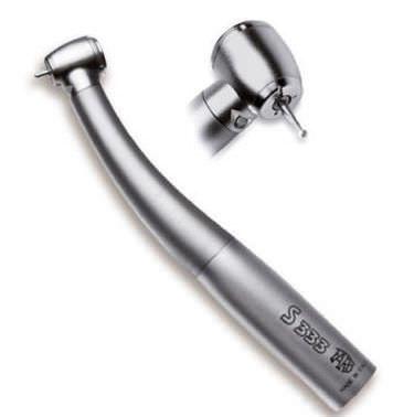 Dental turbine / with LED light 340 000 rpm | S333 FARO