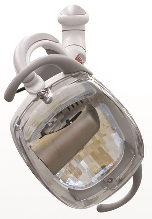 Halogen dental light / 1-arm EDI FARO