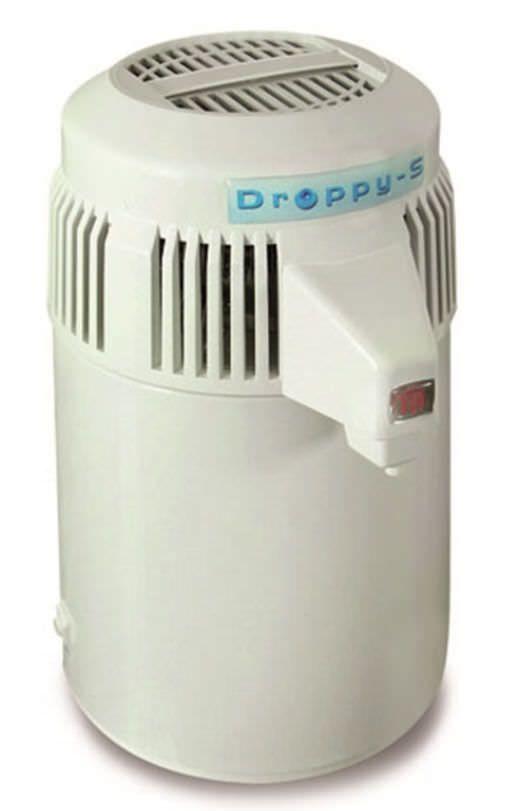 Sterilizer water distiller DROPPY S FARO