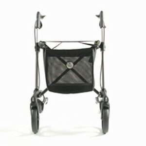 4-caster rollator / folding / height-adjustable Gemino 30 Handicare