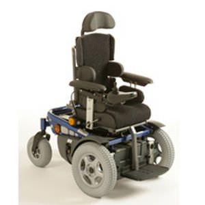 Electric wheelchair / exterior / pediatric Hippo Handicare
