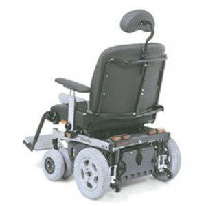 Electric wheelchair / bariatric / interior / exterior Pacific Handicare