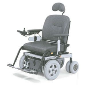 Electric wheelchair / interior / bariatric / exterior Atlantic Handicare