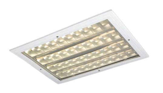 Ceiling-mounted lighting / for healthcare facilities Medicus R Glamox Luxo