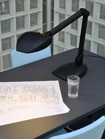 Healthcare facility lamp / tabletop Calypso Glamox Luxo