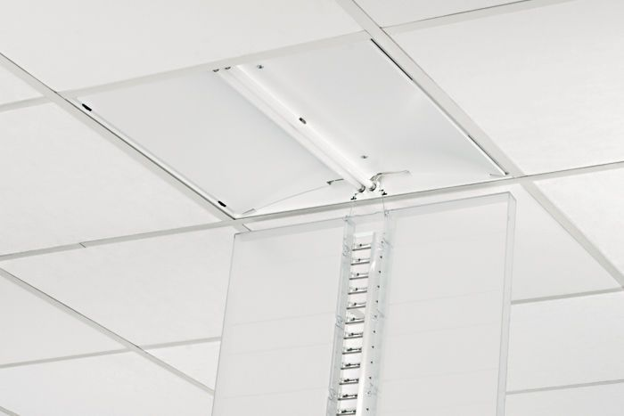 Ceiling-mounted lighting / for healthcare facilities C30-R Glamox Luxo