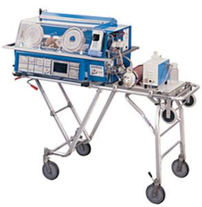 Infant transport incubator Baby Shuttle Ginevri