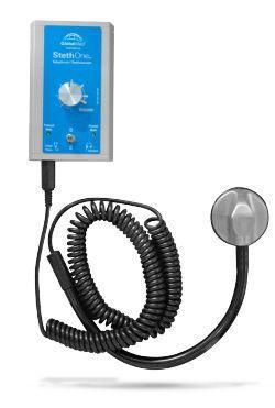 Electronic stethoscope / teleconsultation StethOne™ Telephonic GlobalMed