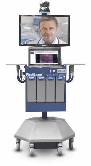 Telemedicine cart FirstExam™ GlobalMed