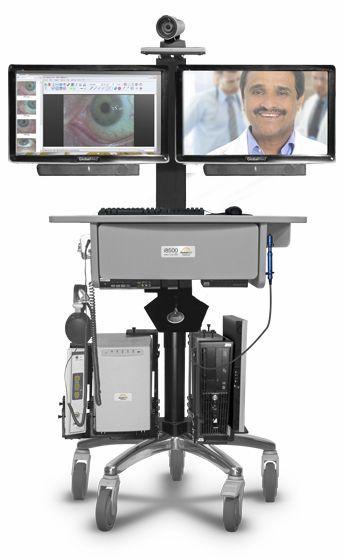 Telemedicine cart i8500™ GlobalMed