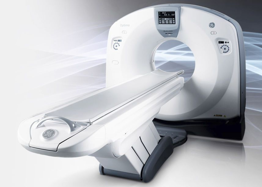 X-ray scanner (tomography) / full body tomography / standard diameter Optima CT660 FREEdom Edition GE Healthcare