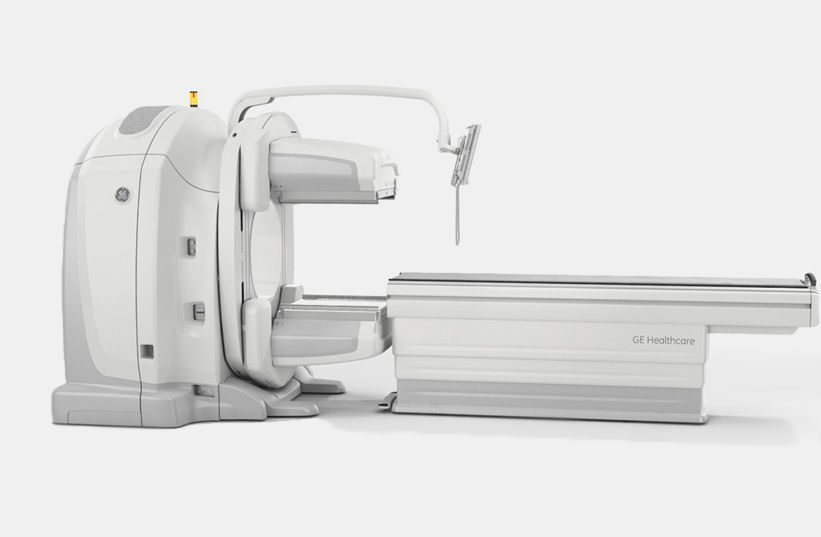 X-ray scanner (tomography) / SPECT Gamma camera / full body tomography / for SPECT full body Optima™ NM/CT 640 GE Healthcare
