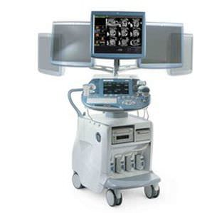 Ultrasound system / on platform / for gynecological and obstetric ultrasound imaging Voluson E8 Expert GE Healthcare