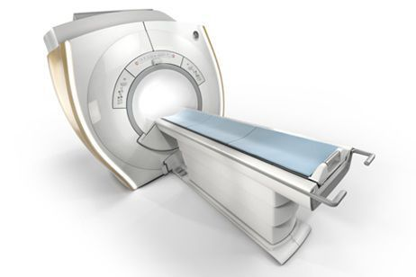 MRI system (tomography) / full body tomography / high-field / cylindrical Brivo MR355 1,5 T Inspire GE Healthcare