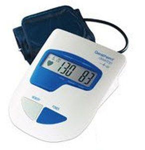 Automatic blood pressure monitor / electronic / arm desktop Geratherm