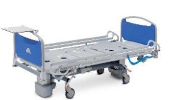 Electrical bed / height-adjustable / 4 sections / lifting column OSCAR-MOSE Gardhen Bilance