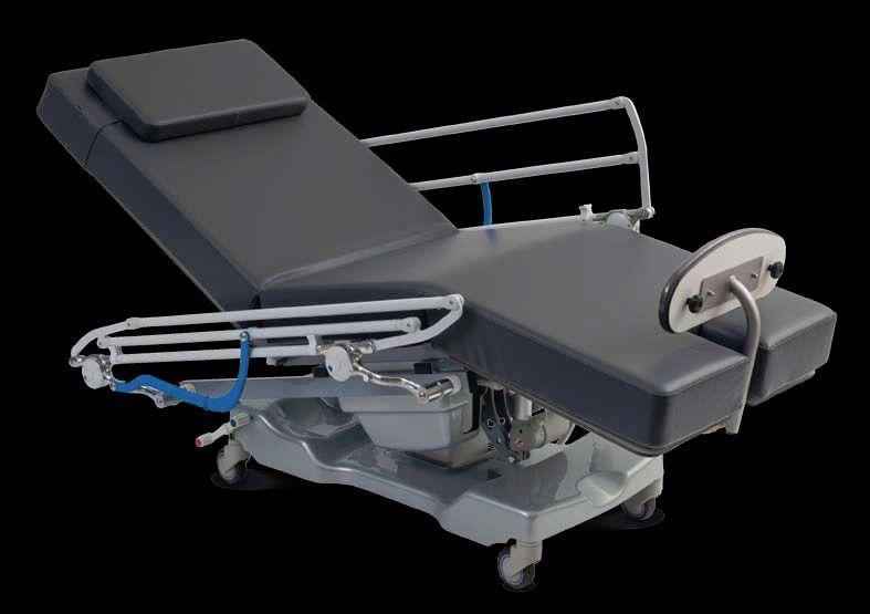Transport stretcher trolley / mechanical / 3-section STEPHEN H-YBRIID Gardhen Bilance
