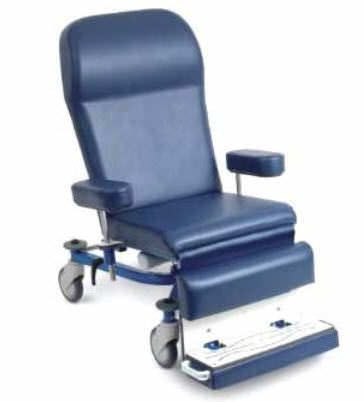 Electrical treatment armchair / on casters STEPHEN H EASY Gardhen Bilance
