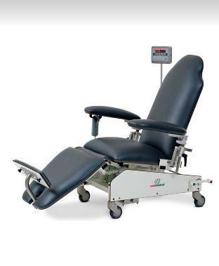 Electronic patient weighing scale / chair STEPHEN H COMFORT Gardhen Bilance