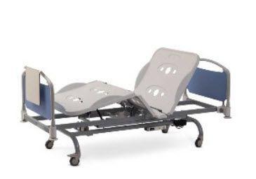 Pneumatic bed / 4 sections BRADY-ANTARES Gardhen Bilance