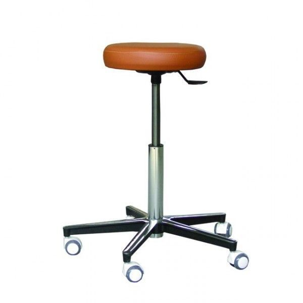 Medical stool / height-adjustable / on casters FGA05 Genin Medical