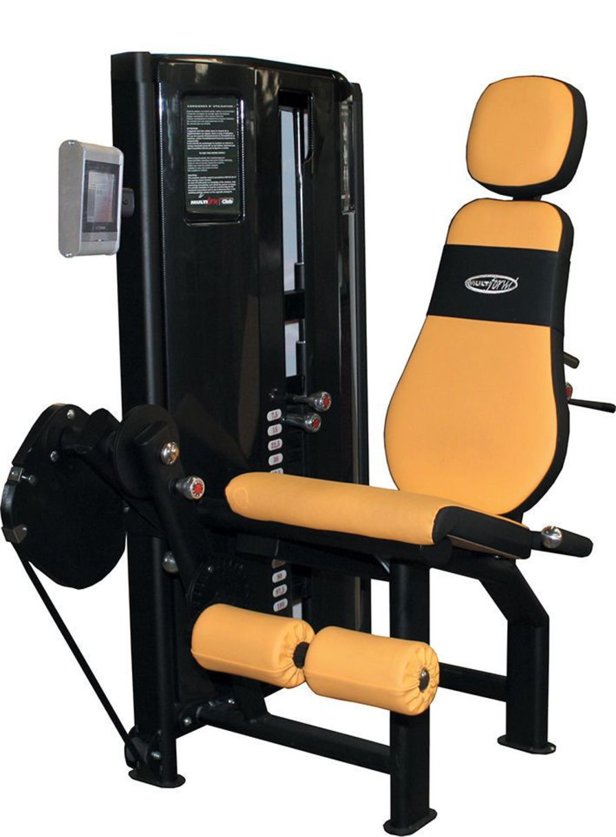 Weight training station (weight training) / leg flexion / rehabilitation Genin Medical