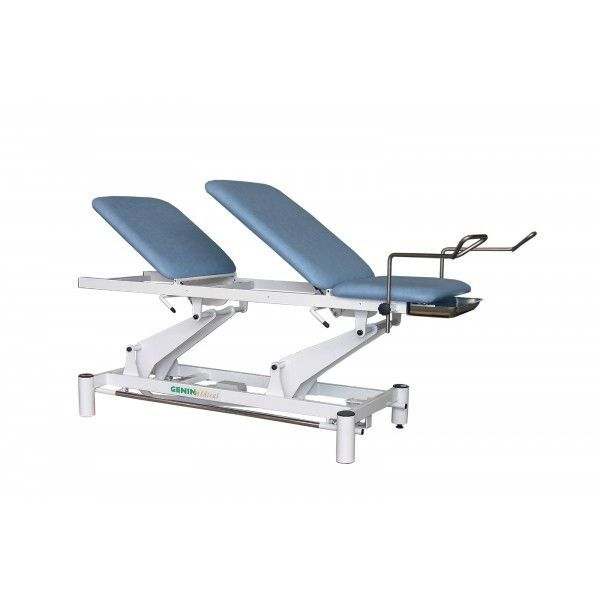 Gynecological examination table / fixed / 3-section Lagon 3193 Genin Medical