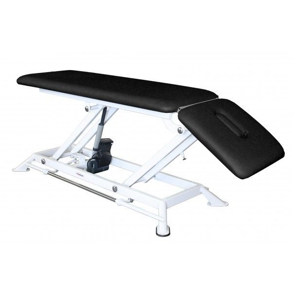 Electrical massage table / height-adjustable / 2 sections Premium 3070 Genin Medical
