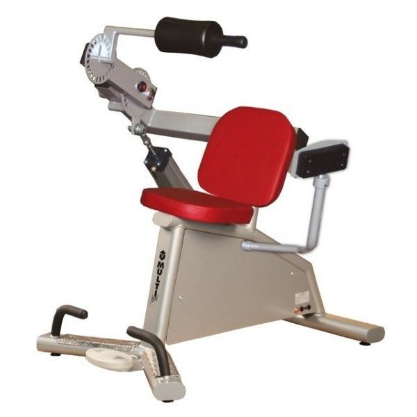 Weight training station (weight training) / back extension / rehabilitation R62 Genin Medical