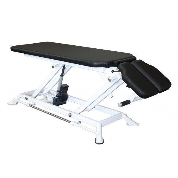 Electrical massage table / height-adjustable / 2 sections Premium 3096 Genin Medical