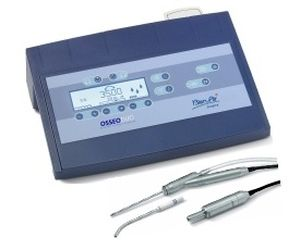 ENT surgical micromotor control unit OSSEODUO Bien-Air Dental