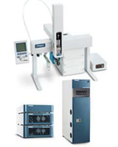 UHPLC chromatography system / ultra-high-performance liquid / fluid ultraLC 110-HTC/HTS Eksigent
