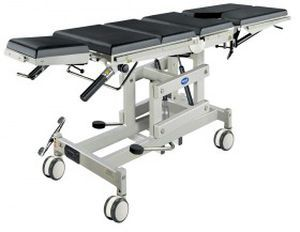 Universal operating table / hydraulic / height-adjustable / Trendelenburg SZ-01.0 Famed ?ywiec sp. z o.o.
