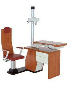 Ophthalmic workstation / with chair / 1-station 65GM LINEAR Frastema