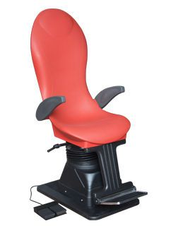 Ophthalmic examination chair / electro-hydraulic / height-adjustable / 2-section 88KA CONCEPT Frastema