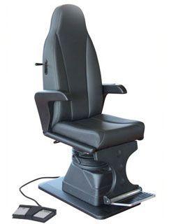 Ophthalmic examination chair / electro-hydraulic / height-adjustable / 2-section 88NE EXECUTIVE Frastema