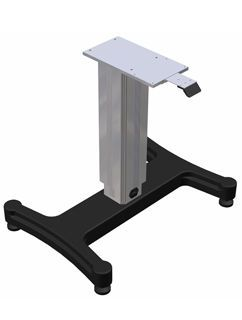 Electric ophthalmic instrument table / height-adjustable 96SDH Frastema