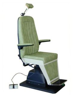 Ophthalmic examination chair / electro-hydraulic / height-adjustable / 3-section 88AD OPTOMETRIST Frastema