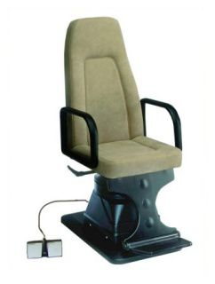 Ophthalmic examination chair / electro-hydraulic / height-adjustable / 2-section 88HE GEMINI Frastema