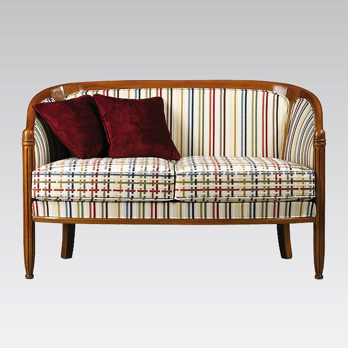 Healthcare facility sofa / 2 seater 866N COLLINET